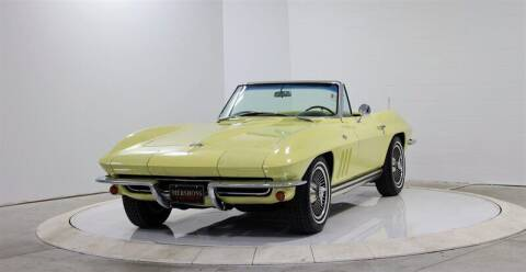 1965 Chevrolet Corvette for sale at Mershon's World Of Cars Inc in Springfield OH