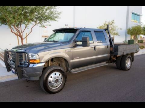 2004 Ford F-450 Super Duty for sale at REVEURO in Las Vegas NV