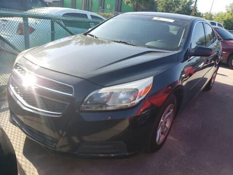 2013 Chevrolet Malibu for sale at Track One Auto Sales in Orlando FL