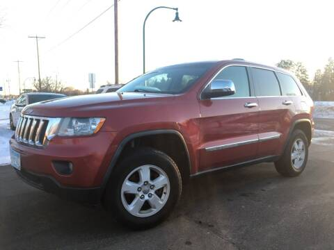 2011 Jeep Grand Cherokee for sale at Premier Motors LLC in Crystal MN