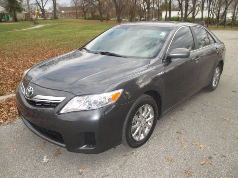 2010 Toyota Camry Hybrid for sale at RENNSPORT Kansas City in Kansas City MO