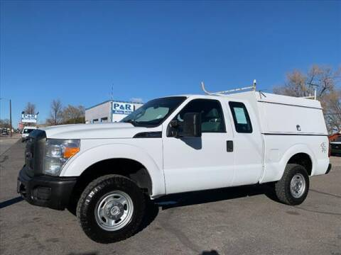 2014 Ford F-250 Super Duty for sale at P & R Auto Sales in Pocatello ID