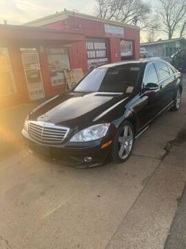 2008 Mercedes-Benz S-Class for sale at Memphis Finest Auto, LLC in Memphis TN