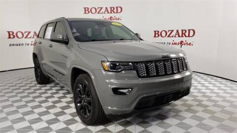 2020 Jeep Grand Cherokee for sale at BOZARD FORD in Saint Augustine FL