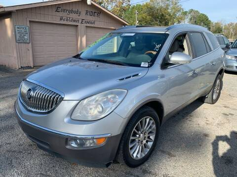 2012 Buick Enclave for sale at Auto Mart in North Charleston SC