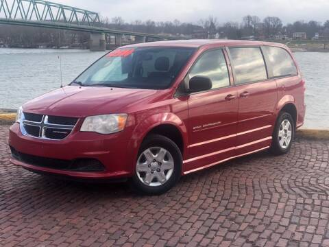 2012 Dodge Grand Caravan for sale at PUTNAM AUTO SALES INC in Marietta OH