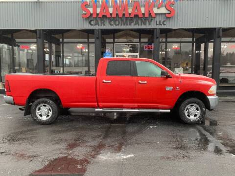 2011 RAM Ram Pickup 2500 for sale at Siamak's Car Company llc in Salem OR