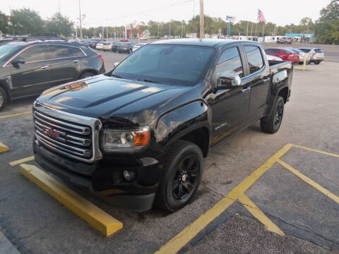 2015 GMC Canyon for sale at ORANGE PARK AUTO in Jacksonville FL