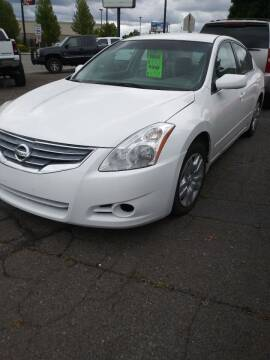 2010 Nissan Altima for sale at 2 Way Auto Sales in Spokane Valley WA