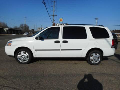 2008 Chevrolet Uplander for sale at O K Used Cars in Sauk Rapids MN
