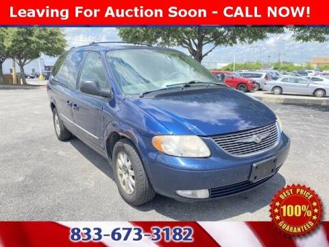 2003 Chrysler Town and Country for sale at Glenbrook Dodge Chrysler Jeep Ram and Fiat in Fort Wayne IN