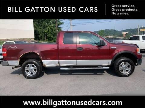 2006 Ford F-150 for sale at Bill Gatton Used Cars - BILL GATTON ACURA MAZDA in Johnson City TN