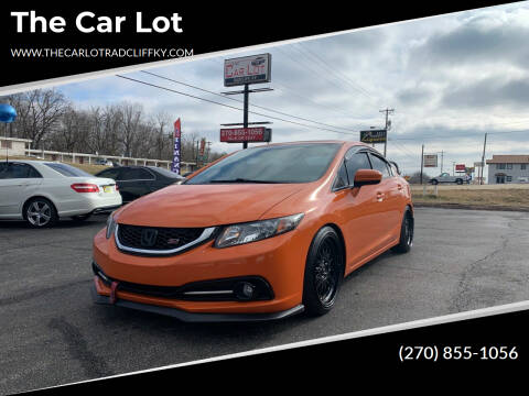 2014 Honda Civic for sale at The Car Lot in Radcliff KY