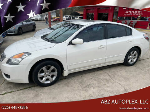 2008 Nissan Altima for sale at ABZ Autoplex, LLC in Baton Rouge LA