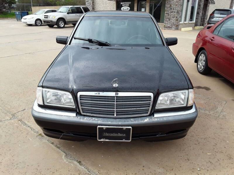 2000 Mercedes-Benz C-Class for sale at NORTHWEST MOTORS in Enid OK