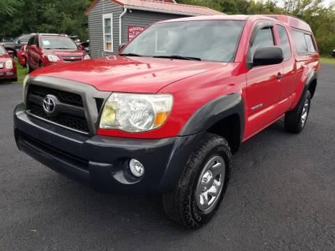2006 Toyota Tacoma for sale at Arcia Services LLC in Chittenango NY