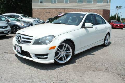 2012 Mercedes-Benz C-Class for sale at Drive Now Auto Sales in Norfolk VA