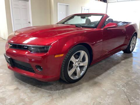 2014 Chevrolet Camaro for sale at Safe Trip Auto Sales in Dallas TX
