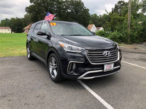 2017 Hyundai Santa Fe for sale at 4Auto Sales, Inc. in Fredericksburg VA