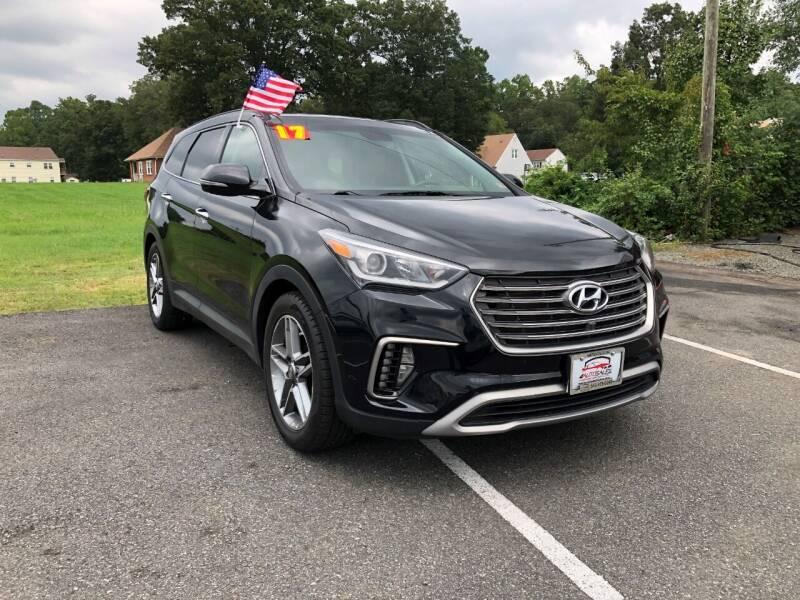 2017 Hyundai Santa Fe for sale at 4Auto Sales, Inc. in Fredericksburg VA