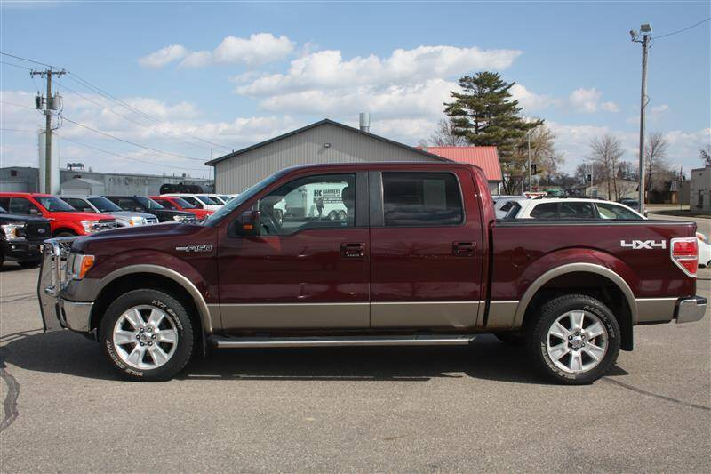 2010 Ford F-150 for sale at SCHMITZ MOTOR CO INC in Perham MN