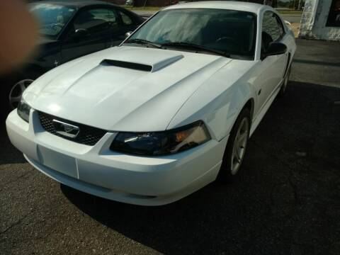 2003 Ford Mustang for sale at IMPORT MOTORSPORTS in Hickory NC