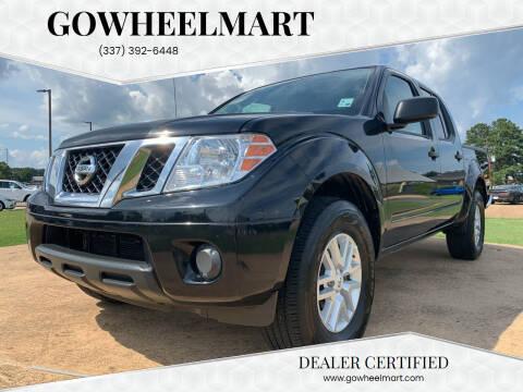 2019 Nissan Frontier for sale at GOWHEELMART in Leesville LA