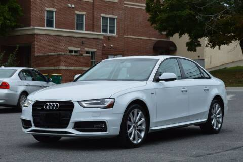 2014 Audi A4 for sale at LARIN AUTO in Norwood MA
