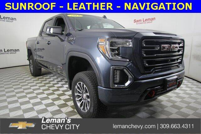 2019 GMC Sierra 1500 for sale at Leman's Chevy City in Bloomington IL