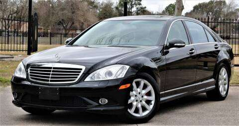 2009 Mercedes-Benz S-Class for sale at Texas Auto Corporation in Houston TX
