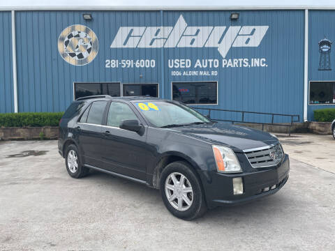 2004 Cadillac SRX for sale at CELAYA AUTO SALES INC in Houston TX
