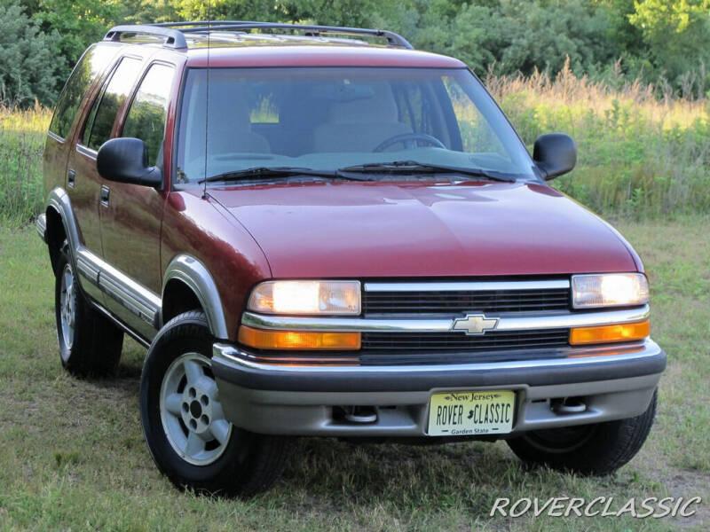 1998 Chevrolet Blazer for sale in Cream Ridge, NJ