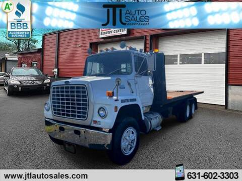 1986 Ford LNT8000 for sale at JTL Auto Inc in Selden NY