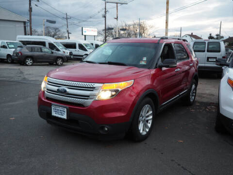2012 Ford Explorer for sale at Scheuer Motor Sales INC in Elmwood Park NJ