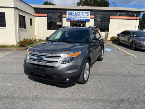 2014 Ford Explorer for sale at S & S Motors in Marietta GA
