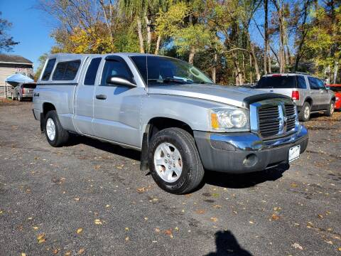 2005 Dodge Dakota for sale at AFFORDABLE IMPORTS in New Hampton NY