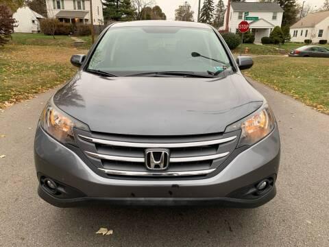 2012 Honda CR-V for sale at Via Roma Auto Sales in Columbus OH