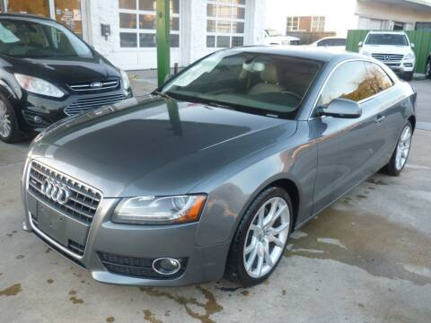 2012 Audi A5 for sale at Auto Outlet Inc. in Houston TX