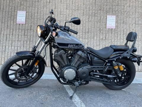 2018 Yamaha Bolt R-Spec for sale at Chandler Powersports in Chandler AZ