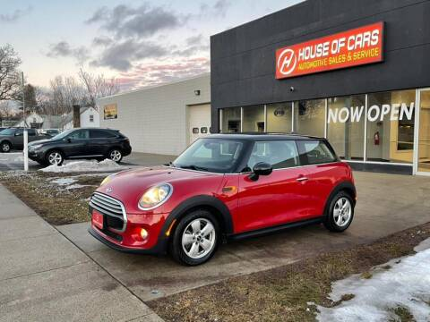 2015 MINI Hardtop 2 Door for sale at HOUSE OF CARS CT in Meriden CT