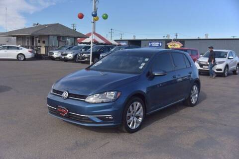 2019 Volkswagen Golf for sale at Choice Motors in Merced CA
