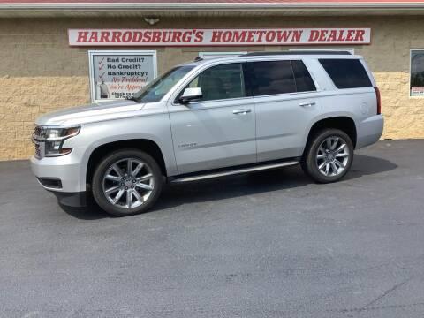 2015 Chevrolet Tahoe for sale at Auto Martt, LLC in Harrodsburg KY