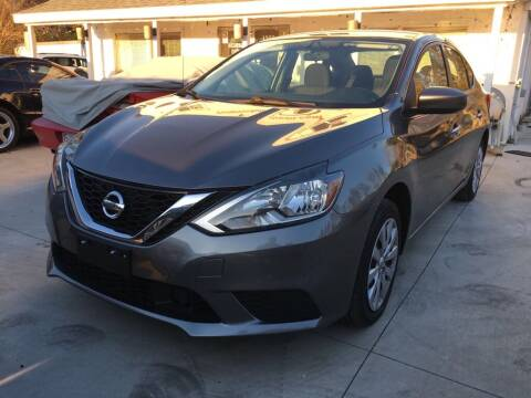 2018 Nissan Sentra for sale at Complete Auto Credit in Moyock NC