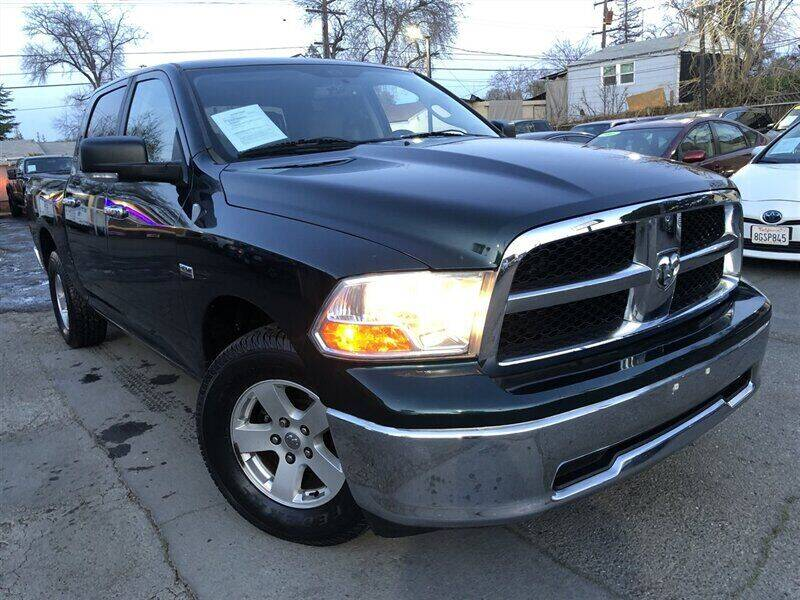 2011 RAM Ram Pickup 1500 for sale at Stunning Auto in Sacramento CA