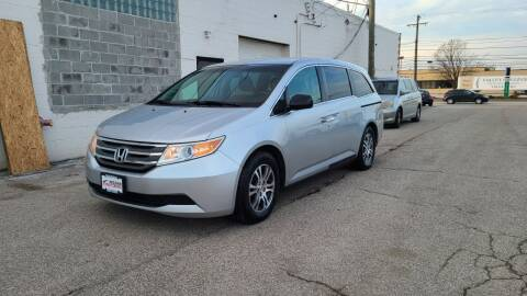 2011 Honda Odyssey for sale at JT AUTO in Parma OH