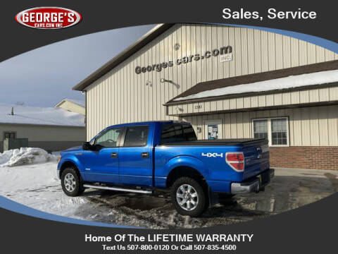 2013 Ford F-150 for sale at GEORGE'S CARS.COM INC in Waseca MN