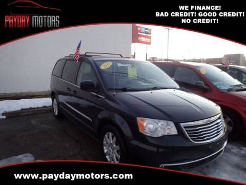 2013 Chrysler Town and Country for sale at Payday Motors in Wichita And Topeka KS