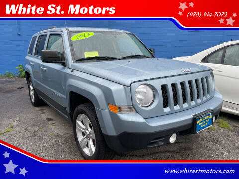 2014 Jeep Patriot for sale at White St. Motors in Haverhill MA