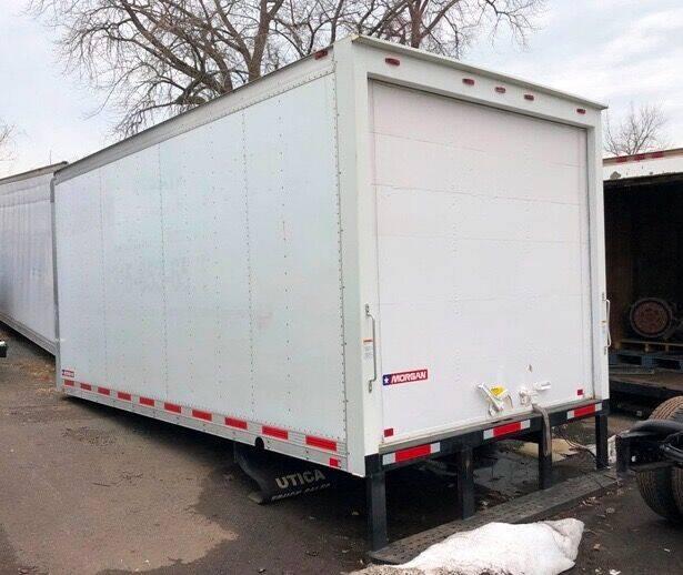 2013 Morgan 16Ft Van Body for sale at Advanced Truck in Hartford CT