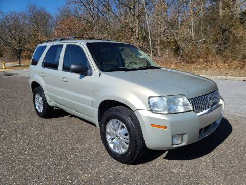 2005 Mercury Mariner for sale at Premium Auto Outlet Inc in Sewell NJ
